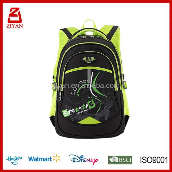 Brand name cheap kids new models school bag for children