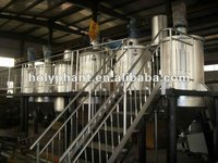 best seller high quality groundnut crude oil refinery machine