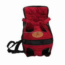 Wholesale Fashion Red Color Travel Dog Carrier