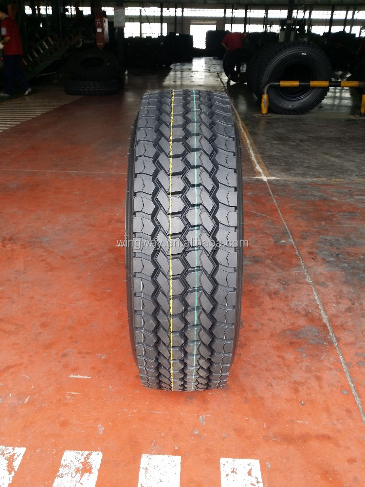 Qingdao supplier truck tyre manufacturer in china 265/70R19.5