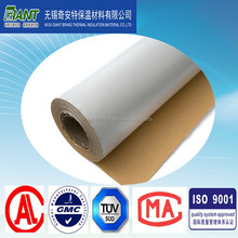 fire resistant White PP/PVC-scrim-kraft paper roof heat insulation materials