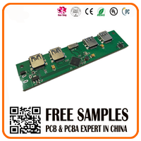 High quality usb flash drive pcba oem factory, printed circuit board assembly in China