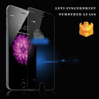 free sample !! 0.26mm 9H Hardness anti-radiation glass screen protector for iPhone 6 / glass tempered screen protector