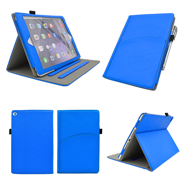 Customized Android Tablet PC Folio Leather Case for Sony Xperia Tablet Z 10.1