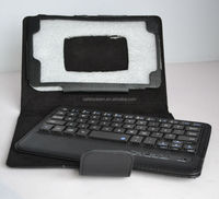 10.1 inch Bluetooth Keyboard tablet case for samsung Tab 3 P5200
