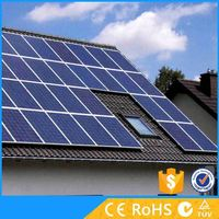Concentrated photovoltaic on grid 10kw cheap home solar systems