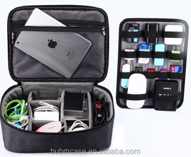 BUBM Tablet pc sleeve bag Custom Made Waterproof Digital nylon Camera Case/ Camera Assistant Bag
