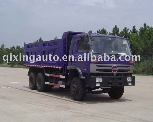 China brand new 10 tires dump truck /tipper truck for sale