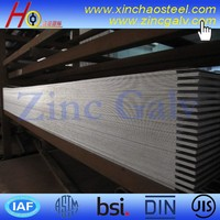 DX51D hot dipped anti-fingerprint stainless steel sheet