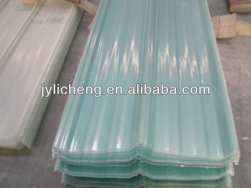 long span fiberglass roof sheet