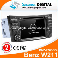 Sharing Digital 7 inch Touch Screen Car DVD For W211( 2002-2008 ) E200,E220,E240,E270,E280,E350