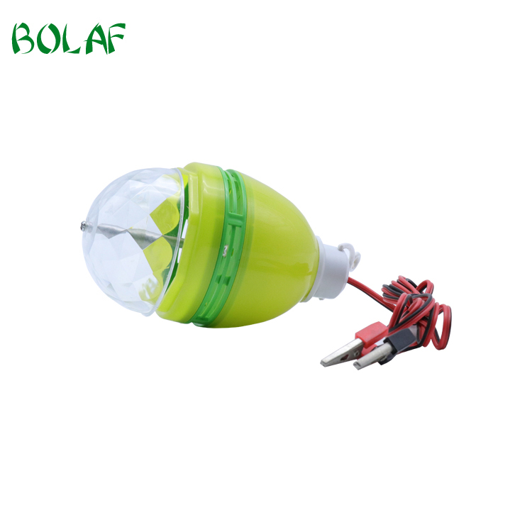 Plastic Low Voltage Led Global Led Rgb Disco Bulb Power Driver Led Bulb With Switch Cable