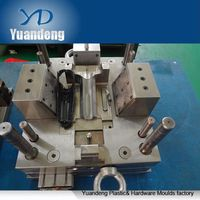H49-8-3 plastic injection mold maker machine