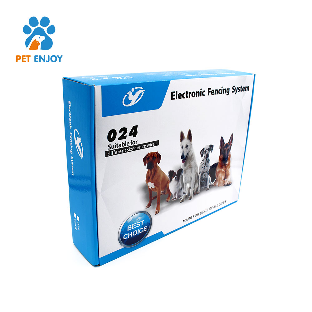 2017 pet products trending wireless dog electronic fence for pet supplies