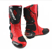 top grade motorcycle boots motocross boots men racing road riding outdoor sports boots