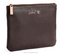sofeel high quality pu leather case for makeup brush