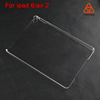 transparent crystal mobile phone case wholesale best price supplier For ipad air 2