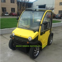 2 seater electric vehicles 4 wheel small e car