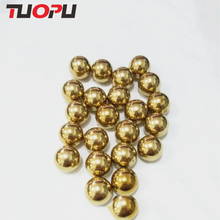 Sale high quality small solid bike brass ball