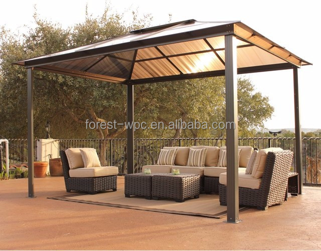 tuin gazebo paviljoen 3x4 5 paviljoen prieel wpc paviljoen 3x3 bogen pergola 39 s pergola 39 s en. Black Bedroom Furniture Sets. Home Design Ideas