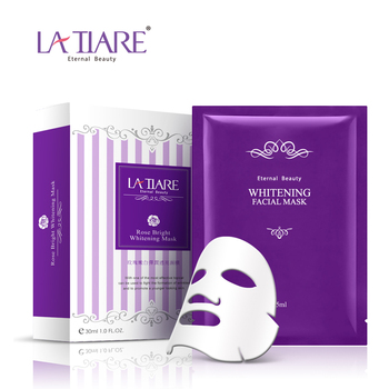 Visage or collagène cristal masque facial