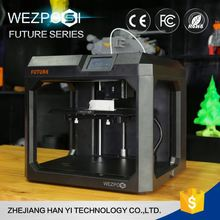 Popular low price efficient widely used High Accuracy Stability Speed desktop printing FDM oem 3d printer machine