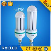 High Lumen AC100-240V Voltage WW/NW/W Color Temperature 40W LED Bulbs Corn Light