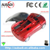 Fashion Sport Car shaped Wireless mouse optical 1000DPI 2.4Ghz computer mouse