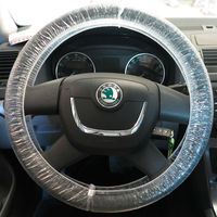 HDPE plastic car steering wheer cover