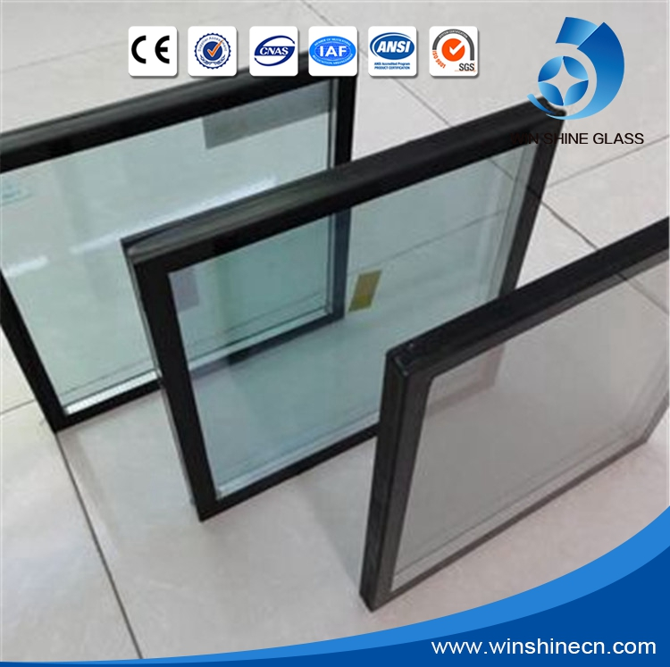 Sound proof insulated low-e glass curtain wall/building glass