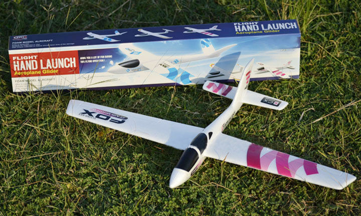 DLG-248802 Toys glider Funny EPO Hand launch Toys glider