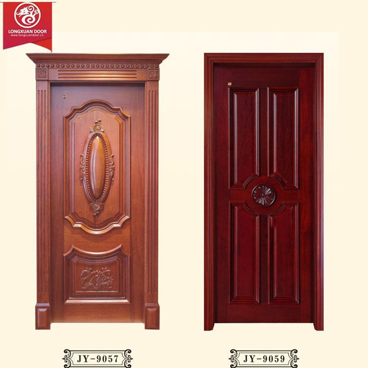 индивидуальные входной двери