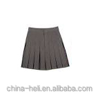 Customized School uniform pleat skirt
