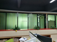 office decorative laminated acrylic partition wall panel