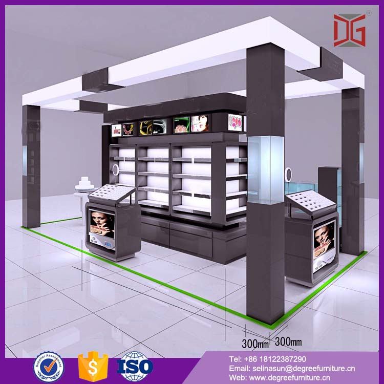 Boutique Department Store Furniture For Cosmetic Store