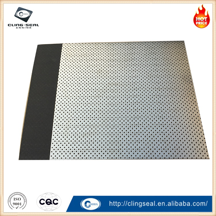 Non asbestos beater sheet with double face steel plate made in china