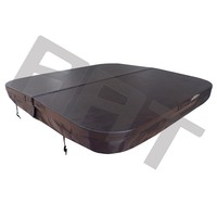 Plastic outdoor Spa cover hot tub cover