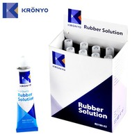 KRONYO waterproof glue for silicone rubber adhesive tyre sealant