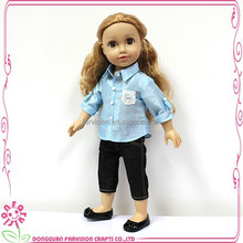 Wholesale plastic dolls 18 inch plastic inch craft dolls