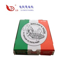 free customized wholesale packing boxes pizza food boxes supplies