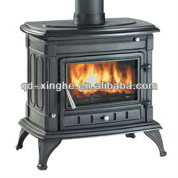how to manually start a pellet stove