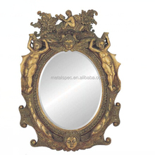 Royal family design decorative wall mirror