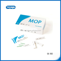 Factory price mop one step rapid test strip