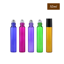 10ml glass roll ball bottle for perfume or essential oil repacking