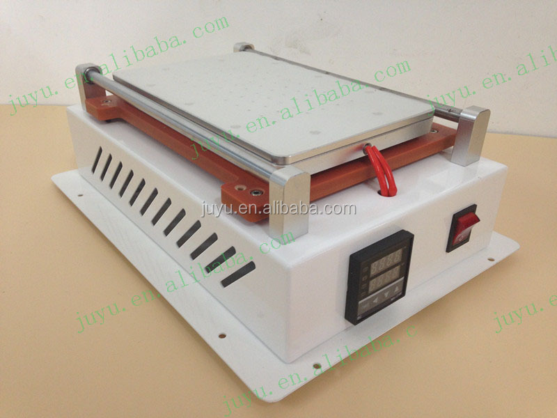 Professional Manual Touch Screen Separator, Vacuum LCD &Glass Separating Machine For LCD Repairing For Ipad To 11''