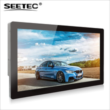 "Capacitive 21.5"" open frame display vertical touch screen monitor lcd with high resloution 1920X1080"