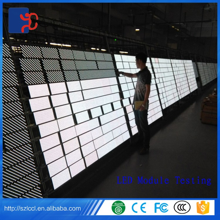 High Performance P3.91 P4 P4.81 P5 P6 P8 P10 outdoor advertising full color led display for mobile rental