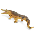 Simulation Saltwater Crocodile Animals toy/PVC Stuffed Wild Animal Production/Custom Realistic Toys Figurines