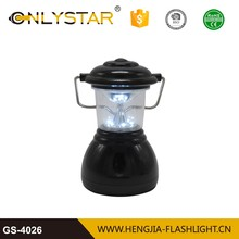 Outdoor dry battery led reading light high power portable emergency lantern lamp