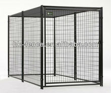 Lowes 10-ft x 5-ft x 6-ft Outdoor Dog Kennel Panels and Runs